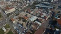 YAYA TRAFİĞİ - Yeni Kent Meydanı Tez Konusu Oldu