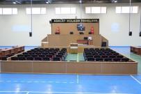 AĞIR CEZA MAHKEMESİ - 76 Sanıklı FETÖ Davası Spor Salonunda Görülecek