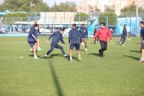 AYTAÇ DURAK - Adana Demirspor'da Hazırlıklar Tamamlandı