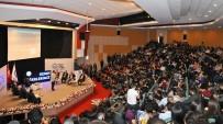 AHMET CAN - ADÜ'de 'Kendi Değerlerimiz' Adlı Söyleşi Yapıldı
