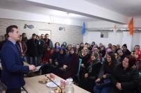 BÜYÜKDERE - AK Parti Odunpazarı İl Başkanlığı Anaysa Maddelerini Anlatmaya Devam Ediyor