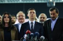 MUSTAFA KEMAL ATATÜRK - AK Parti, Referandum Tanıtımını Yarın Arena Spor Salonu'nda Yapacak