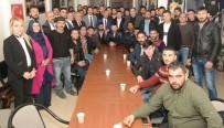 Aksaray'da Verimliliği Ve Üretimi Artırmak İçin Çiftçilere Eğitim Veriliyor