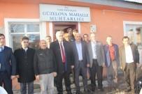 CEMEVI - Alevi Derneklerinden Referandum Desteği