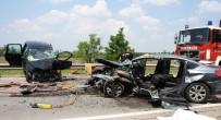 ÖLÜMLÜ - Almanya'da Trafik Kazalarındaki Ölü Sayısında Azalma