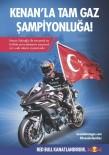 İSPANYA - Altıncı Dünya Şampiyonluğu İçin Destekler Kenan Sofuoğlu'na