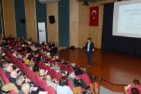 KIMYA - Antalya'da 'Mavi Ev Konuşmaları' Devam Ediyor