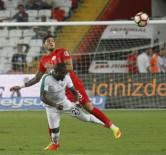 SALİH DURSUN - Antalyaspor, Akhisar Belediyespor İle 8. Randevuda