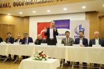 BAĞCıLAR BELEDIYESI - Bağcılar'ın Sorunları Halk Meclisi'nde Çözülüyor