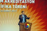 KAYSERI TICARET ODASı - Bakan Tüfenkci Açıklaması 'Dövizde Yaşanan Bu Spekülasyon Eski Haline Dönmeye Devam Ediyor'