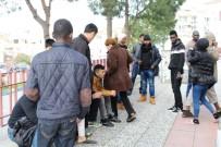 KÜÇÜKKÖY - Balıkesir'de 33 Mülteci Yakalandı