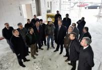 ABDULLAH ÖZER - Başkan Akgül, Ekin Mahallesi Aile Merkezini İnceledi