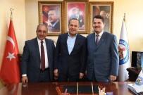 ABDURRAHMAN DEMIREL - Başkan Sözlü Açıklaması 'Bölgenin Kalkınması İçin Birlik Ve Beraberlik Şart'