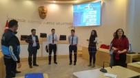 Burhaniye Belediyesi Çalışanlarına Hizmet İçi Eğitim