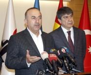 MEVLÜT ÇAVUŞOĞLU - Çavuşoğlu'ndan El Bab açıklaması: Geri dönecekler