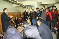 MILLETVEKILI - CHP'li Atıcı Hakkari'de Protesto Edildi