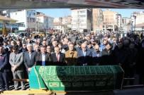 BAŞSAĞLIĞI - CHP'li Tezcan'ın Amcası Toprağa Verildi