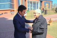 DEDE EFENDI - Devlet Sanatçısı Prof. Dr. Alaeddin Yavaşça, 7 Aralık Üniversitesini Ziyaret Etti