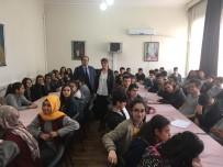 NAMIK KEMAL - Diyarbakırlı Öğrencilere Sağlıkta Meslek Seçimi Anlatıldı