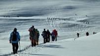 DOĞU KARADENIZ - Doğu Karadeniz'de 'Trekking Turizmi' Atağı
