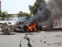 BOMBALI SALDIRI - Polis merkezine saldırı: 8 Ölü