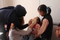 FARKıNDALıK - Engelli Öğrencilere Ağız Ve Diş Sağlığı Taraması Yapıldı