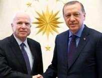 YPG - Erdoğan'dan senatör McCain'e YPG cevabı