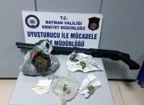 UYUŞTURUCU MADDE - Evinde Uyuşturucu Bulunan Bir Kişi Tutuklandı