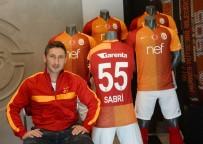 MİLLİ FUTBOLCU - 'Galatasaray'da Olmaktan Her Zaman Gurur Duydum'
