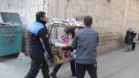 Suriyelinin işlettiği kaçak eczaneye baskın