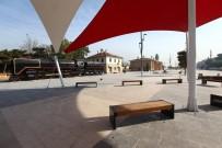 MESCID - Gaziantep'teki İstasyon Parkına Ödül