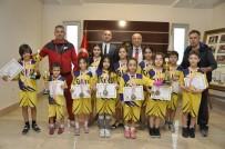 MEHMET ALTAN - GKV'li Minik Sporculardan Jimnastikte 3 Kupa 13 Madalya