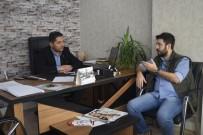 JEOLOJI - Hakan Bezgin, 'Zemin Etüdü Raporu Hayati Öneme Sahiptir'