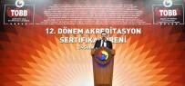 RıFAT HISARCıKLıOĞLU - Hisarcıklıoğlu Açıklaması 'İnşallah 2017'De Reel Sektör İçin Belirsizlik Yerine Umut Hâkim Olacak'