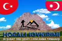 NAHÇıVAN - Hocalı Soykırımı Şehitleri Haça Dağında Anılacak