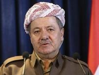 SINIR GÜVENLİĞİ - IKBY Başkanı Barzani yarın Türkiye'ye geliyor