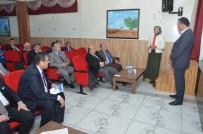 BILECIK MERKEZ - İl Hayat Boyu Öğrenme Halk Eğitimi Planlama Ve İş Birliği Komisyonu Toplantısı Yapıldı