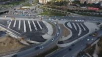 METRO İSTASYONU - İstanbul'da Yeni Bir Peron Alanı Daha Hizmete Alındı