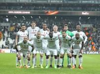 MANCHESTER - İşte Beşiktaş'ın Rakibi