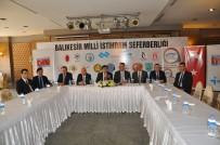 2023 VİZYONU - İZDES Programı Balıkesir'de Gerçekleştirildi
