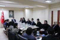 İLÇE MİLLİ EĞİTİM MÜDÜRÜ - Kaymakam Tunç'tan BENGİ Toplantısı