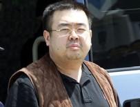 KİM JONG UN - Kim Jong-Nam 'sinir gazı' ile öldürülmüş