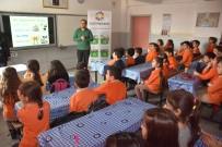 FARKıNDALıK - Kocasinan'daki Okullarda Geri Dönüşüm Eğitimi Devam Ediyor