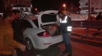 Kovancılar İlçesinde Jandarma Ve Polisten Denetim