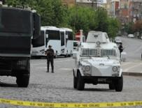 DEMIRLI - Diyarbakır'da sokağa çıkma yasağı