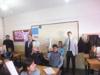 SONER KIRLI - Malazgirt Belediyesinden Öğrencilere Kitap Desteği