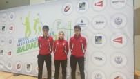 AVRUPA - Manisalı Badmintoncular Milli Takım Seçmelerine Katıldı