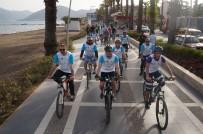 BİSİKLET YOLU - Marmaris Bisiklet Kenti Olacak