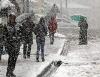METEOROLOJI GENEL MÜDÜRLÜĞÜ - Meteorolojiden buzlanma ve don uyarısı