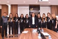 AVRUPA ŞAMPIYONASı - Muratpaşa'nın 8 Sporcusu Milli Takıma Seçildi